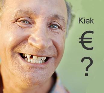 Kiek kainuoja dantų implantavimas