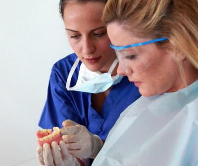 Odontologijos klinikoje Vilniuje